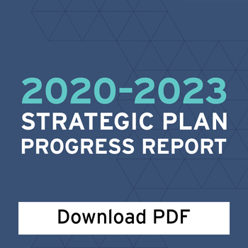 Progress Report Strategic Plan 2020-2023