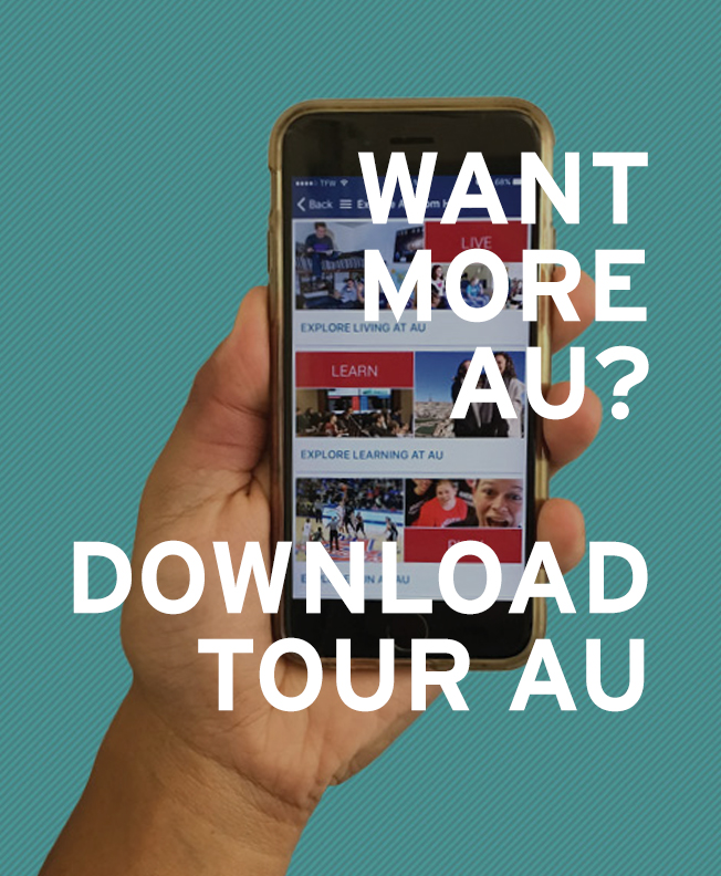 Download our Tour AU application