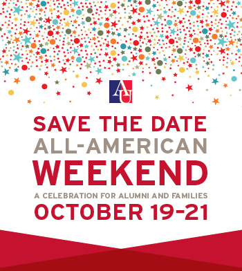 Save the Date for All-American Weekend: October 19-21