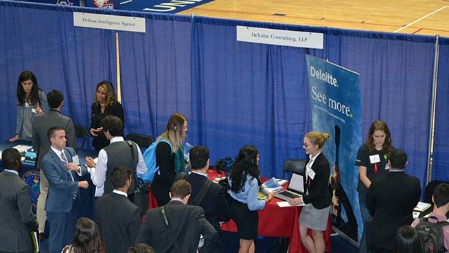 AU Job & Internship Fair