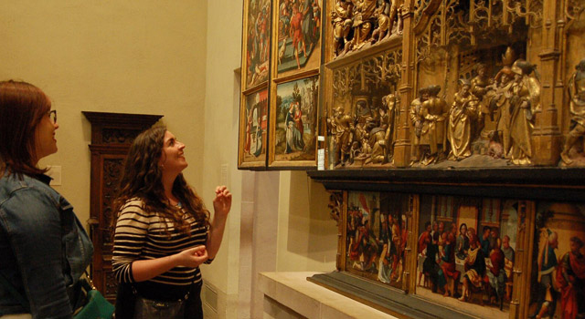 ma in art history american university washington dc