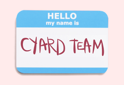 Hello, my name is CYARD Team