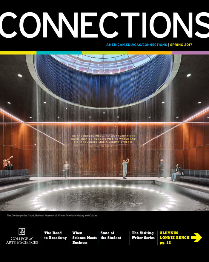 Connections Magazine, Spring 2017