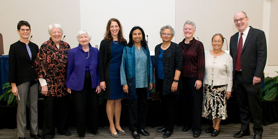Pathways to Gender Equality Conference group