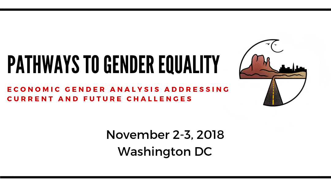 Pathways to Gender Equality: Economics Gender Analysis Addressing Current and Future Challenges