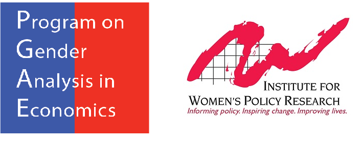 Program on Gender Analysis in Economics and the Institute for Women's Policy Research