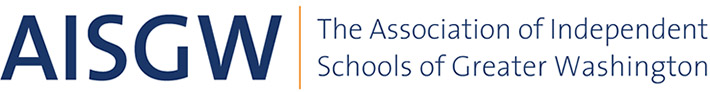 Association of Independent Schools of Greater Washington (AISGW) logo