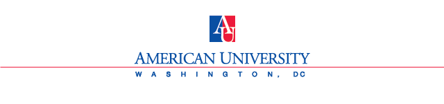 American University Washington DC