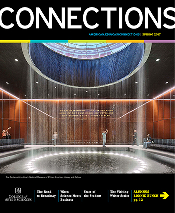 Cover of Connections Spring 2017