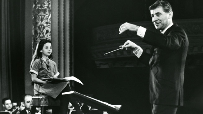 Leonard Bernstein and His Young People's Concert