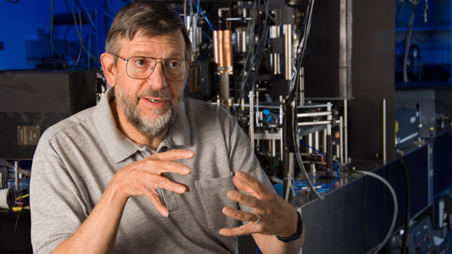 Dr. William D. Phillips to Appear at AU Physics