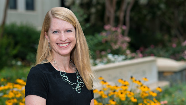 Meet New SETH Professor Kathleen Holton