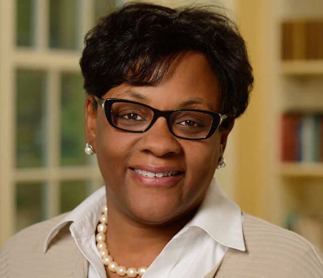 Chery Holcomb-McCoy, Dean of the School of Education