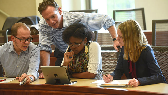 Finance Research Leads Students to Pursue PhDs