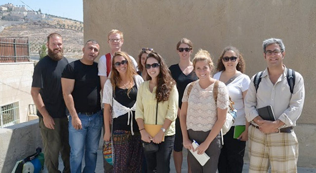 Students in Israel