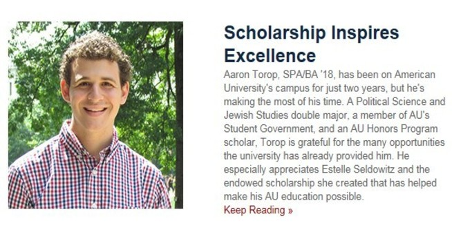 Newsletter with Aaron Torop