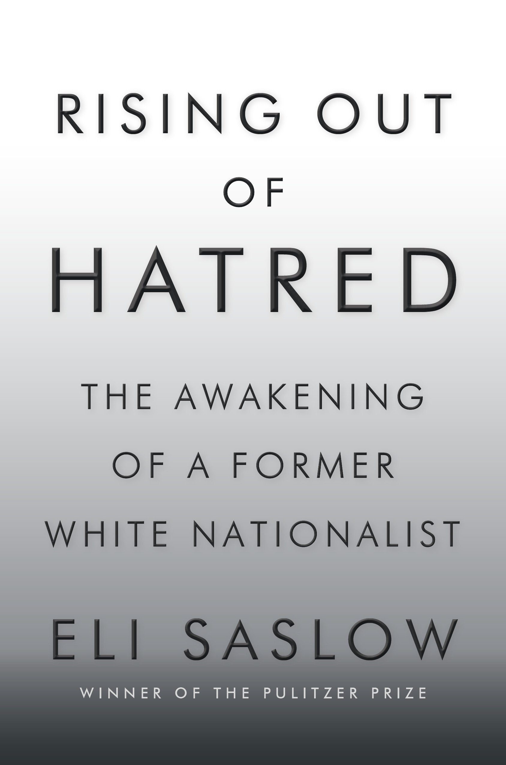 Rising Out of Hatred book cover