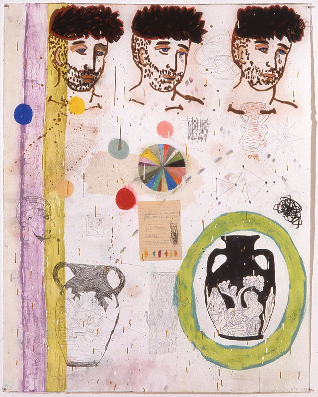All Things Name Themselves by Squeak Carnwath