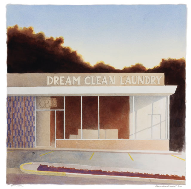 Dream Clean Laundry by Kevin MacDonald