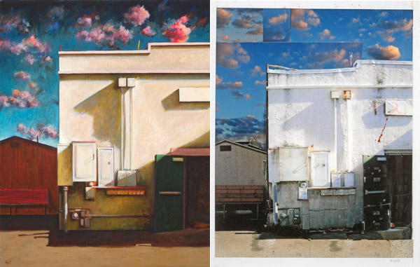 Sharon Wolpoff, Alley Back of 2nd Street, 2011