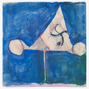 Richard Diebenkorn, Untitled (Spade)