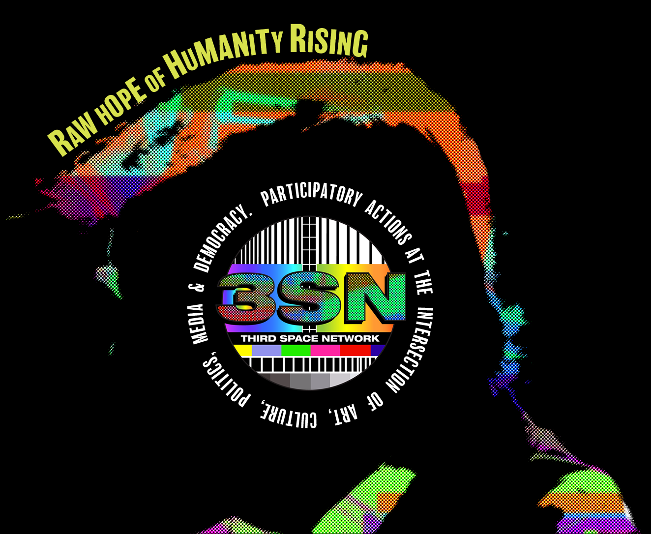 Raw Hope of Humanity Rising