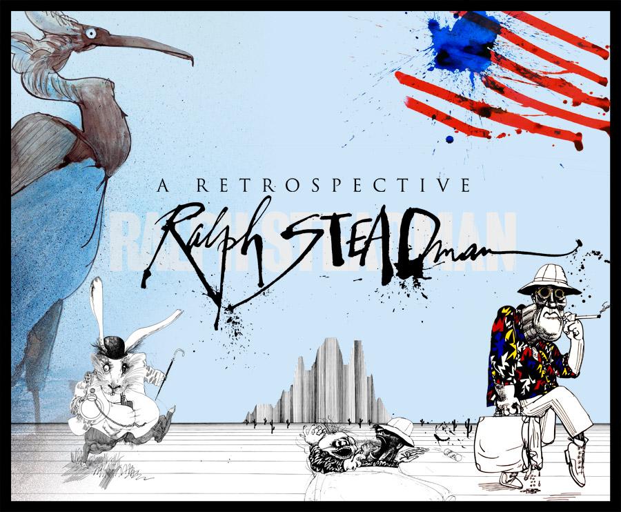 A Retrospective: Ralph Steadman