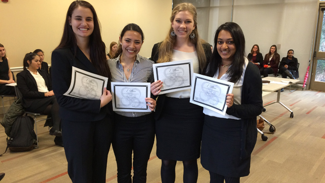 global health case competition winners