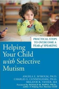Helping Your Child with Selective Mutism book cover