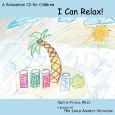 I Can Relax book cover