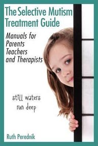 The Selectiv Mutism Treatment Guide book cover