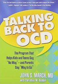 Talking Back to OCD book cover