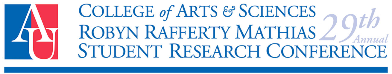 29th Annual Robyn Rafferty Mathias Student Research Conference