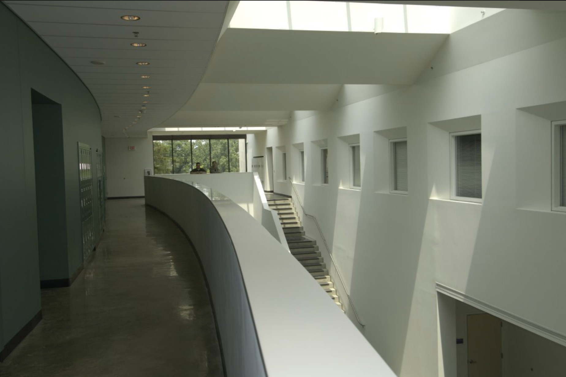 Katzen Art Center Interior