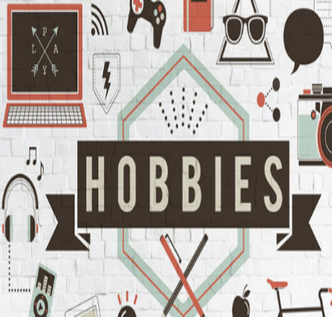 Hobbies; sports, gaming, biking, and others