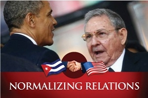 Normalizing Relations Image with Obama