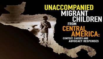 Unaccompanied Migrants project logo