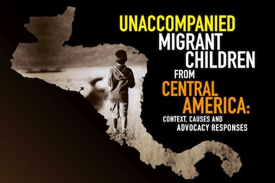 Unaccompanied Migrant Children Image