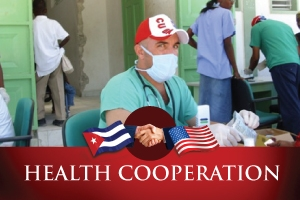 Cuban health brigade in Haiti | Photo Credit: Peoplesworld | Flickr | CC-BY-NC
