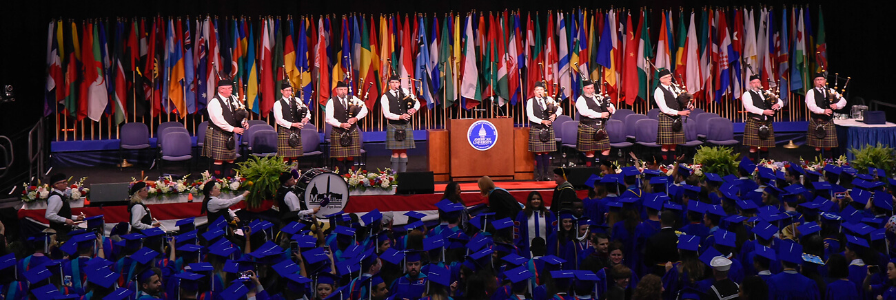 Commencement Bagpipes