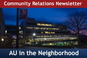 AU Community Relations newsletter December 2016