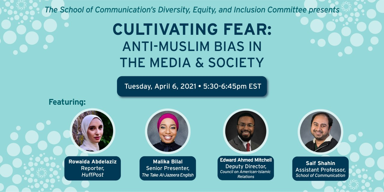 Cultivating Fear: Anti-Muslim Bias in the Media & Society