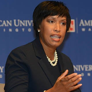 Washington, DC Mayor Muriel Bowser, SPA/MPP Class of 2000