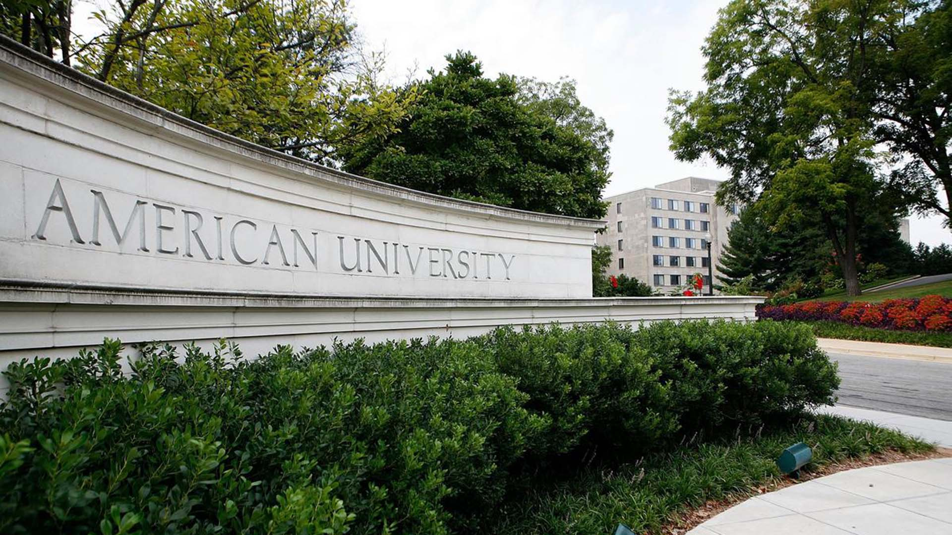 American University, Washington DC