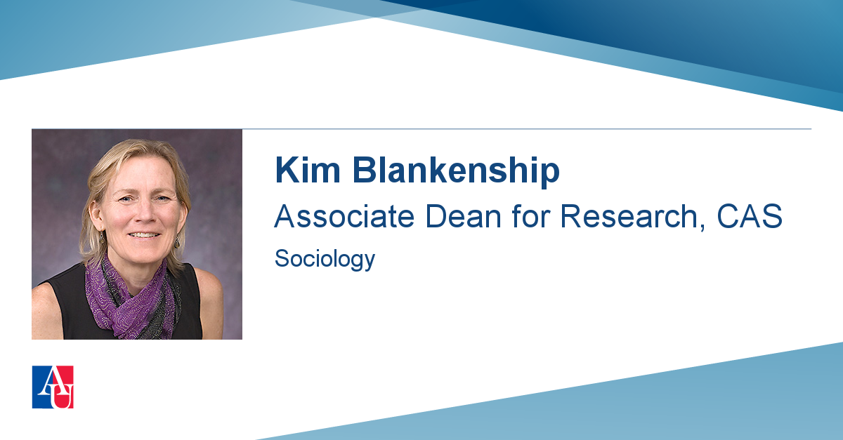 Faculty Profile: Kim Blankenship