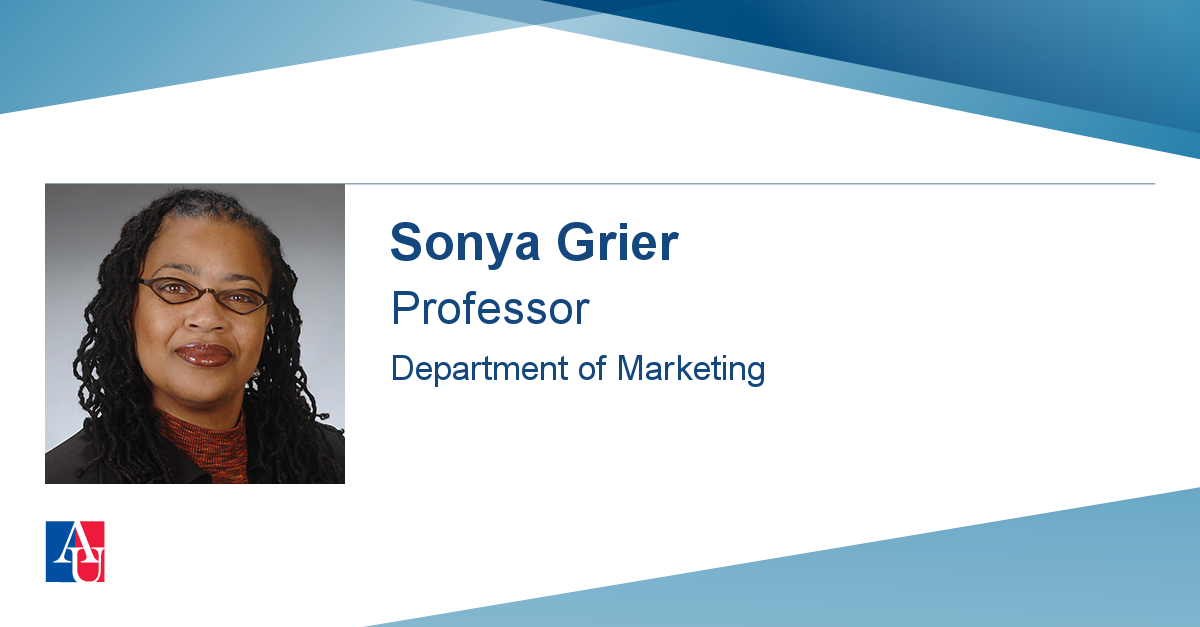 Faculty Profile: Sonya Grier
