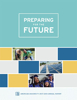 Preparing for the Future, 2017-18 Annual Report