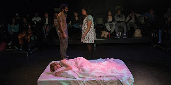 Student performance of Othello