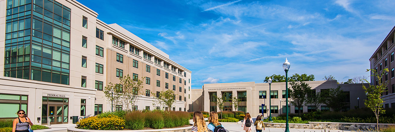 east campus header image