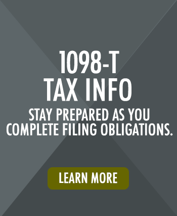 1098-T Tax Info: stay prepared as you complete filing obligations.